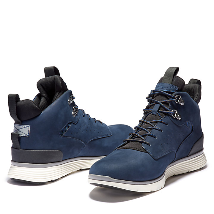 Killington Hiker Chukka in marineblauw-