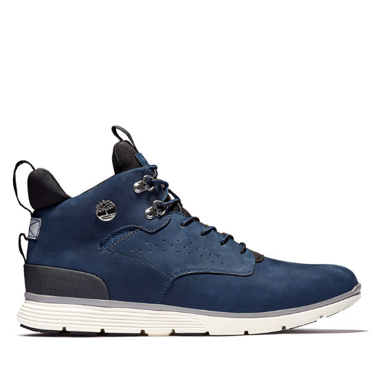 Killington Hiker Chukka voor Heren in Marineblauw | Timberland