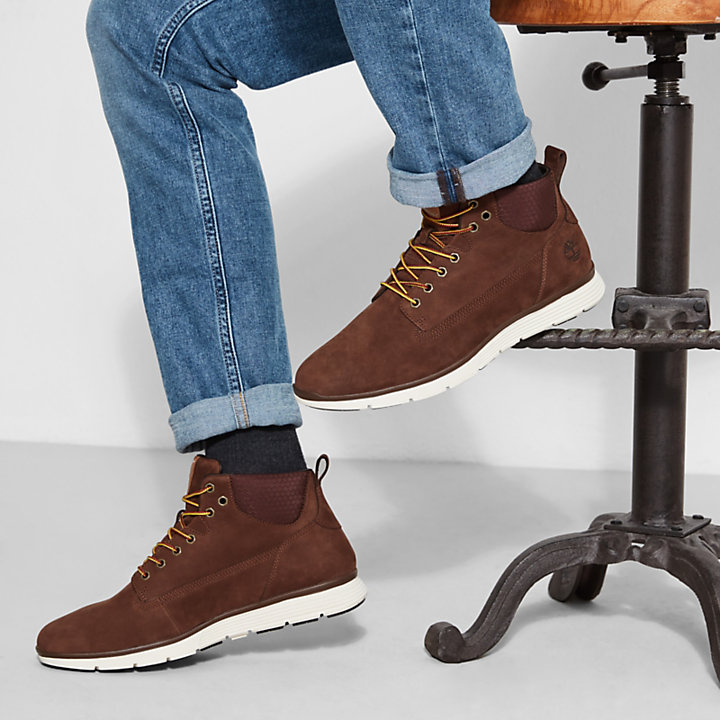 Basket Chukka Killington pour homme en marron-