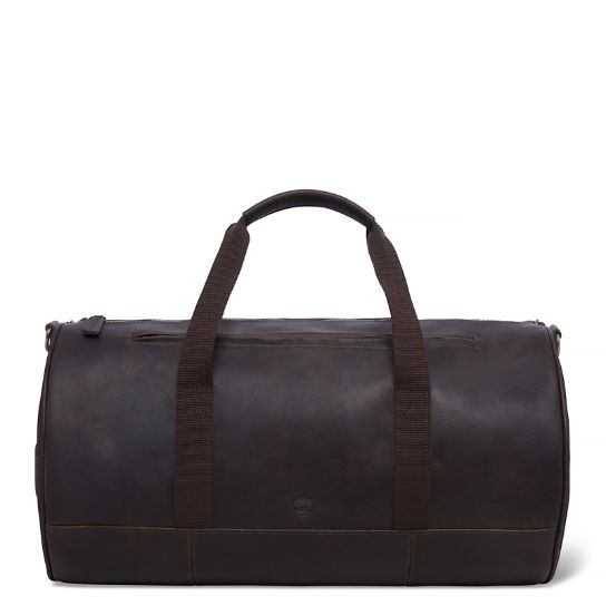 Tuckerman Duffel Bag Marron foncé | Timberland