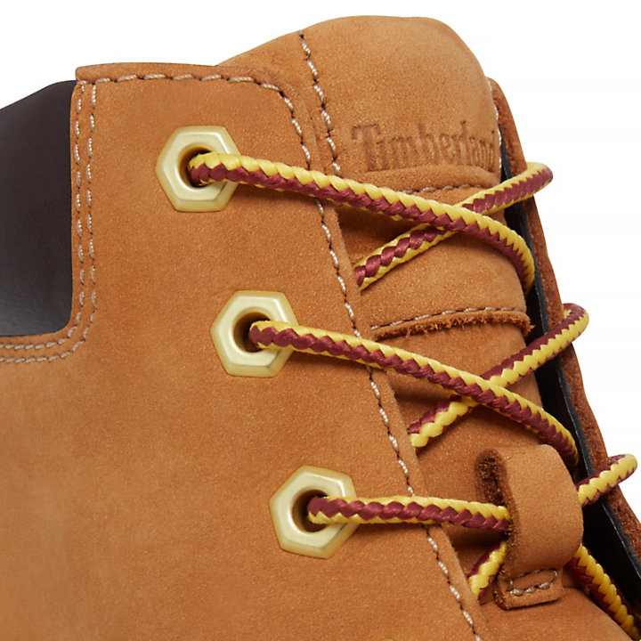 Londyn 6 Inch Boot for Women in Yellow-