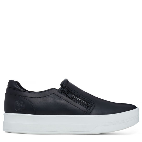 Mayliss Slip On Oxford Femme noires | Timberland
