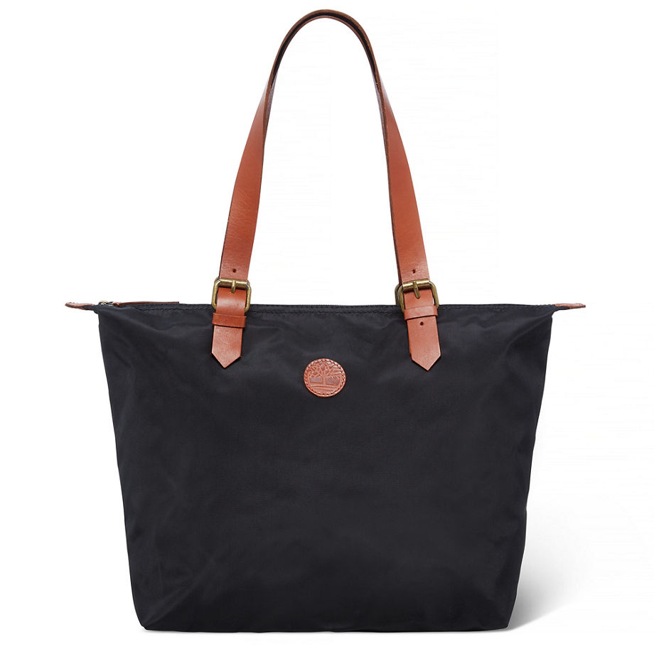 Timberland Carrigain Tote Bag Donna Nero Nero