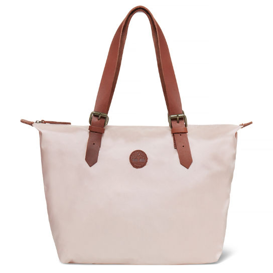 Women's Carrigain Tote Bag Pastel Rose | Timberland