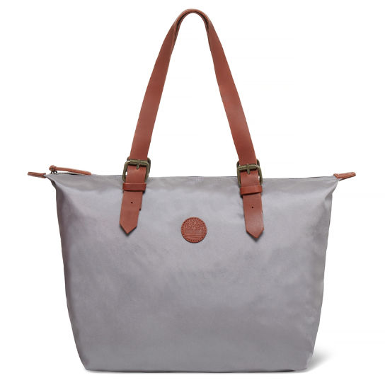 Women's Carrigain Tote Bag Steeple Grey | Timberland