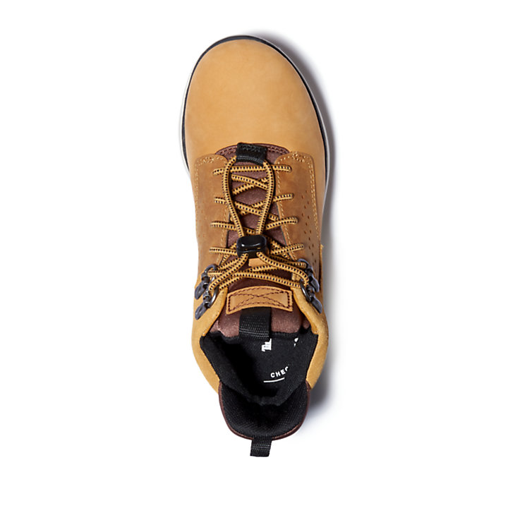 Killington Hiker Chukka for Youth in Yellow-