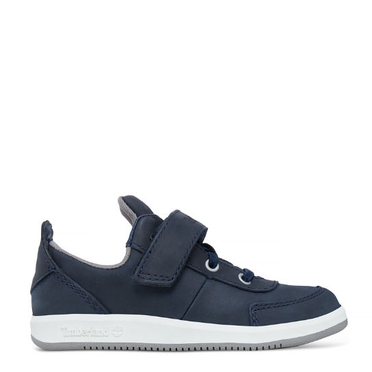 Toddler Courtside Strap Oxford Navy | Timberland
