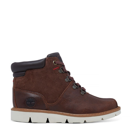 Youth Prescott Park Hiker Boot Bruin | Timberland