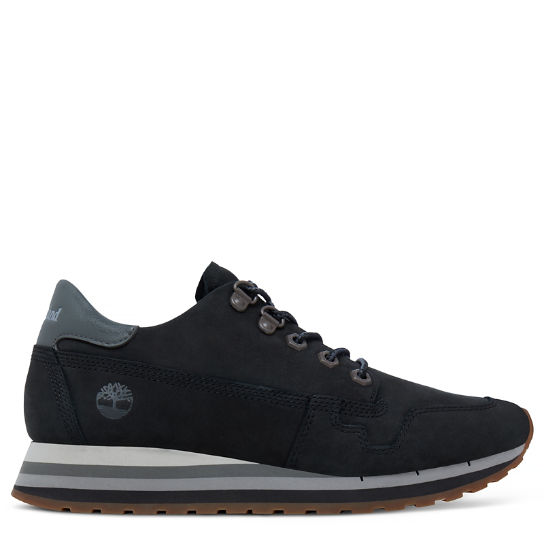 Antwerp Air Leather Trainer Femme noires | Timberland