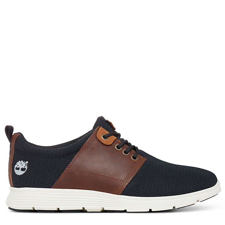 Men's Killington Leather Fabric Trainer Brown Timberland