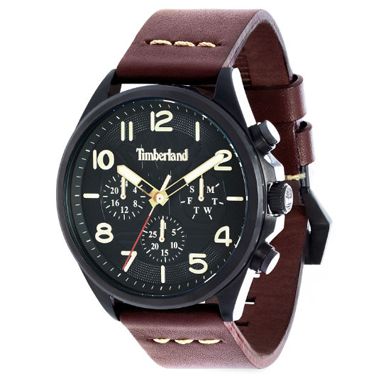 Bartlett Watch for Men in Black | Timberland