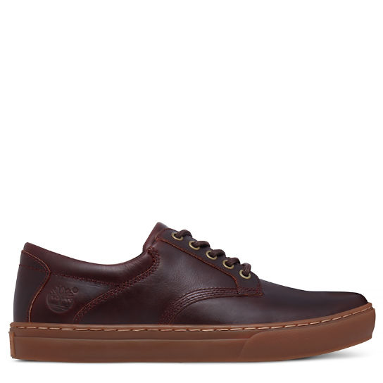 Men's Adventure 2.0 Cupsole Oxford Dark Brown | Timberland