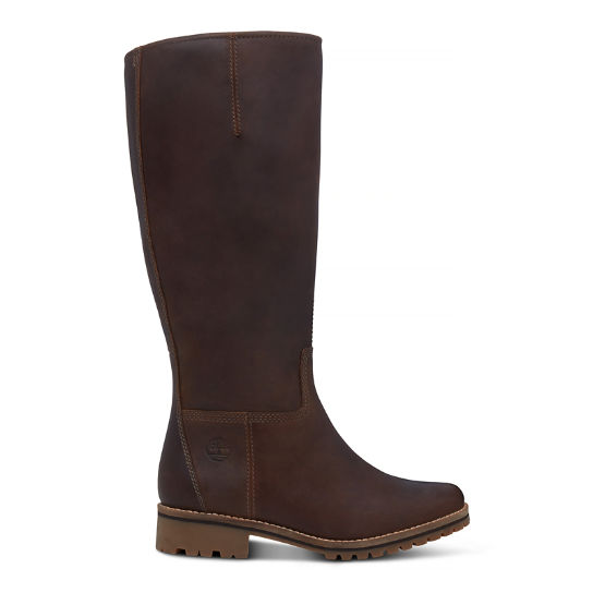 Main Hill Tall Boot Femme marron | Timberland
