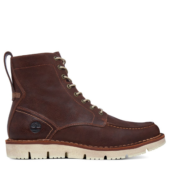 Westmore Moc Toe Boot Homme marron | Timberland