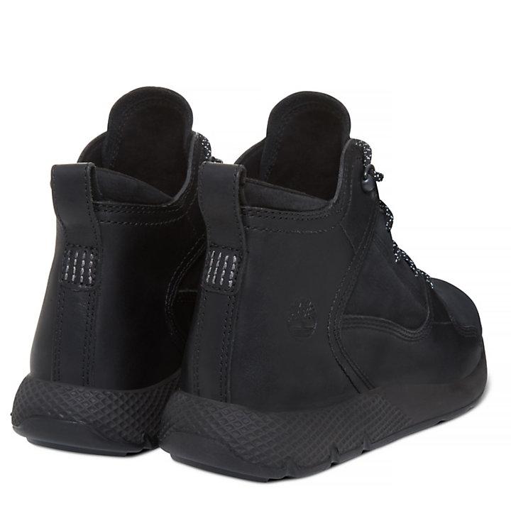 Flyroam™ High Top Sneaker for Juniors in Black-