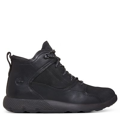 Flyroam%E2%84%A2+High-Top-Sneaker+f%C3%BCr+Kinder+in+Schwarz