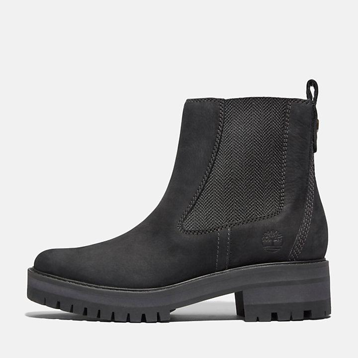 Courmayeur Chelsea Boot for Women in Black-