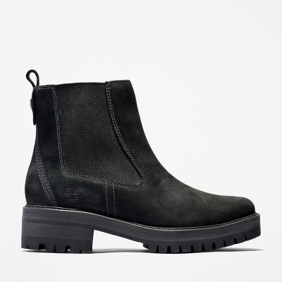 Courmayeur+Chelsea+Boot+for+Women+in+Black