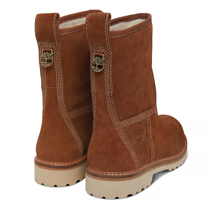 Chamonix Valley Winter Boot for Women in Brown