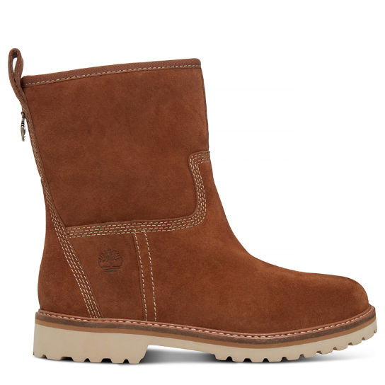 botte timberland femmes marron