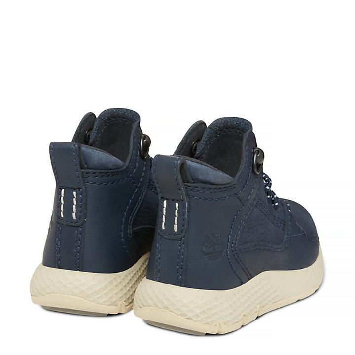 Flyroam™ High Top Sneaker for Toddlers in Navy-