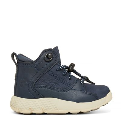 Flyroam%E2%84%A2+High-Top-Sneaker+f%C3%BCr+Kleinkinder+in+Navyblau