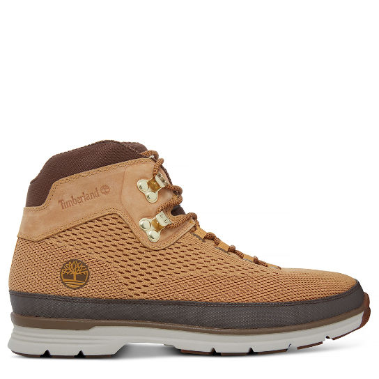 Euro Hiker Spacer Boot Uomo Giallo | Timberland