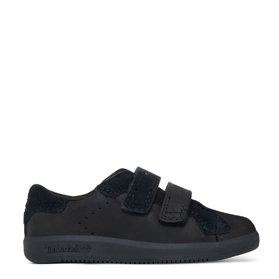 Court Side Hook-and-Loop Oxford Tout-petit noir | Timberland