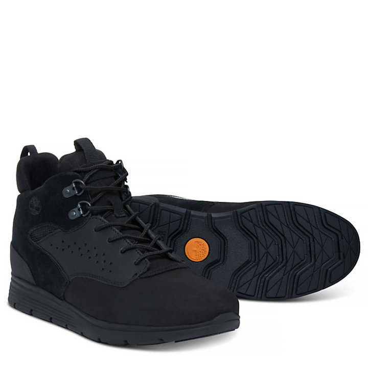 Killington Hiker Chukka for Junior in Black-