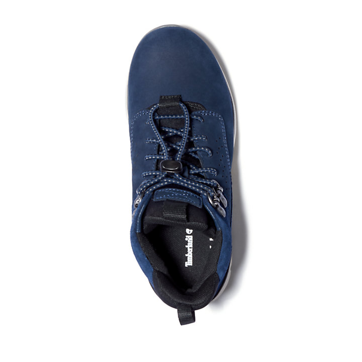 Killington Hiker Chukka for Junior in Navy-