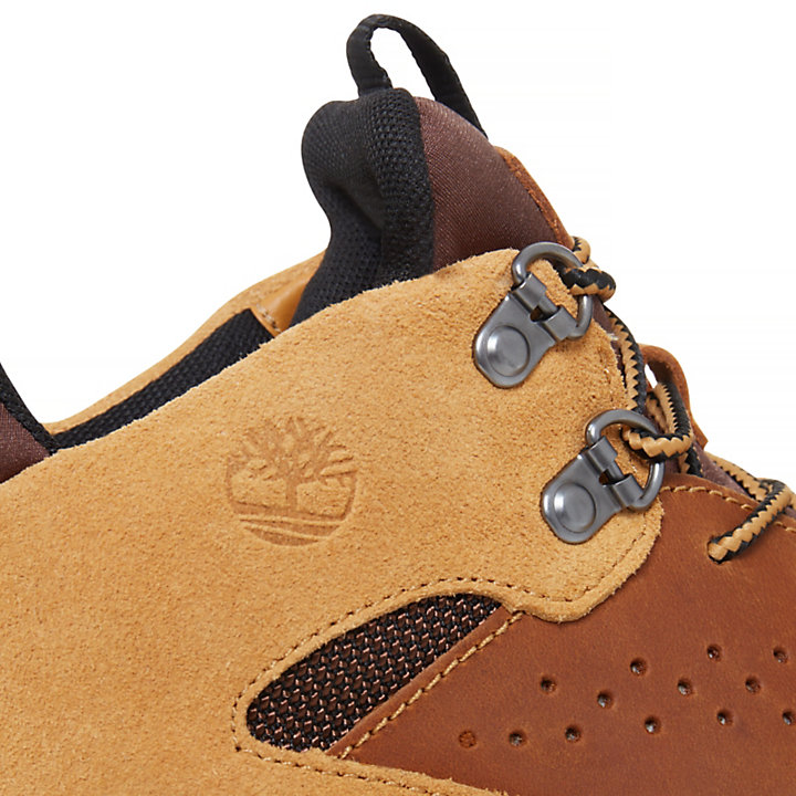 Killington Hiker Chukka for Junior in Yellow-