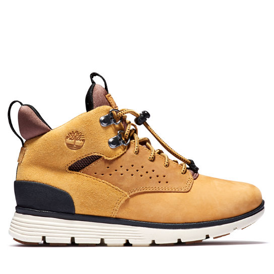 Killington Hiker Chukka for Junior in Yellow | Timberland