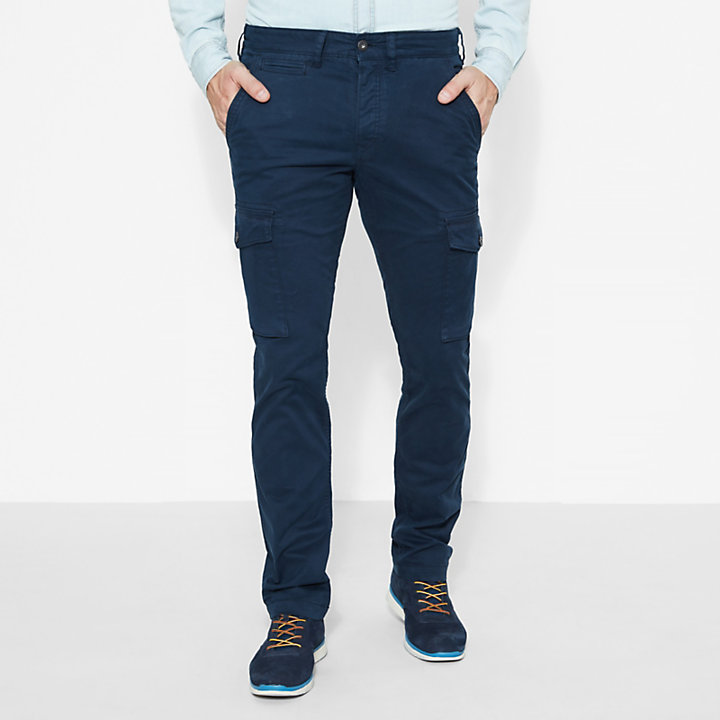 Sargent Lake Stretch Slim Fit Cargo Trousers Uomo | Timberland