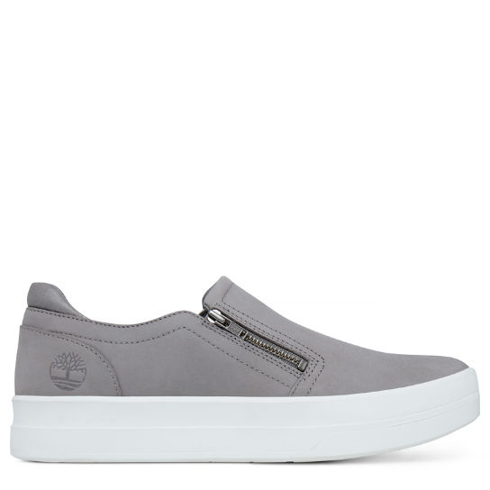 Damen Mayliss Slip On Oxford Mittelgrau | Timberland