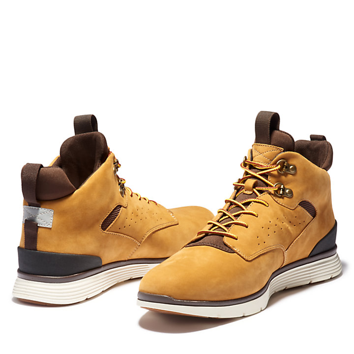 Killington Mid Hiker for Men in Yellow-