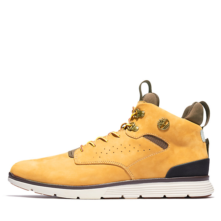 Killington Hiker Chukka in Yellow-