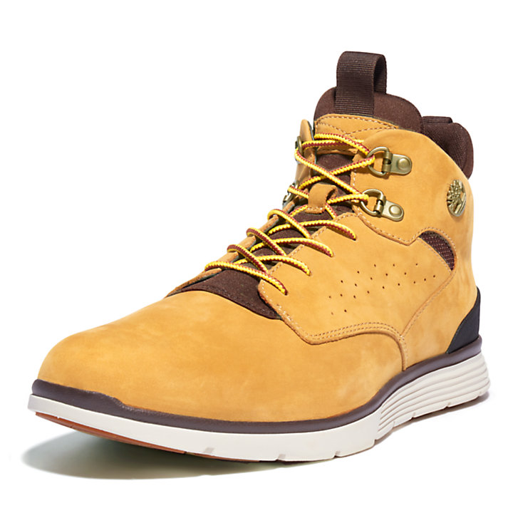 Killington Hiker Chukkas in Gelb-