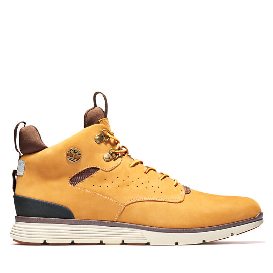 Killington Mid Hiker for Men in Yellow | Timberland