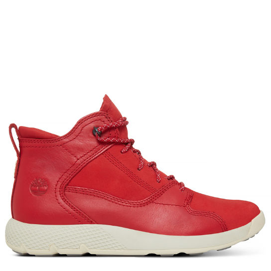 Flyroam Hiker Boot Rosso Bambino (dal 35,5 al 40) | Timberland