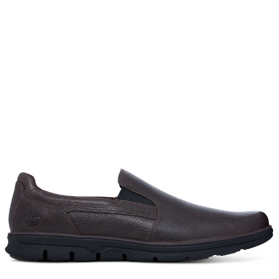 Bradstreet Slip On Oxford Homme marron foncé | Timberland