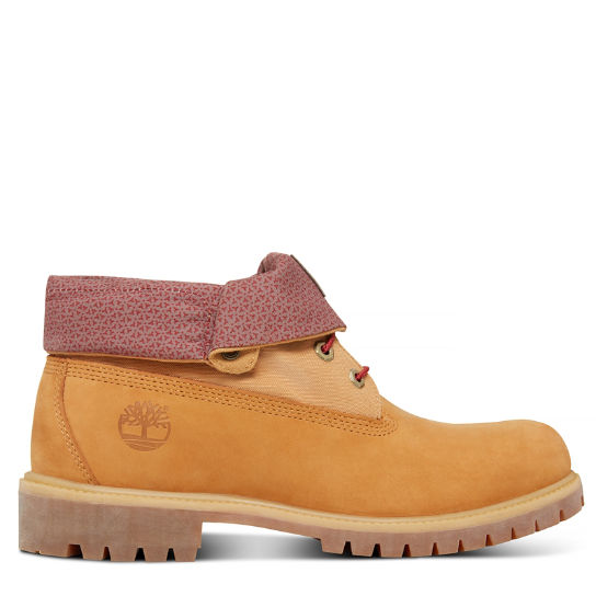 Cordura® Roll-Top Fabric Boot amarillo hombre | Timberland