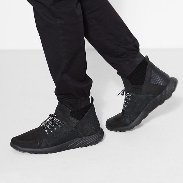 Flyroam™ Leder-Chukka für Herren in Schwarz-