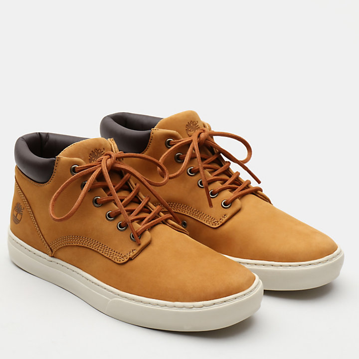 Adventure 2.0 Chukka for Men in Yellow-