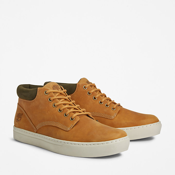 Adventure 2.0 Cupsole Chukka for Men in Yellow-