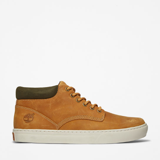 Adventure 2.0 Cupsole Chukka for Men in Yellow | Timberland