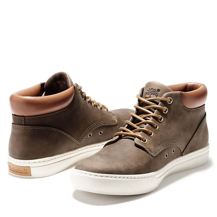 Adventure 2.0 Cupsole Chukka voor Heren in donkerbruin-