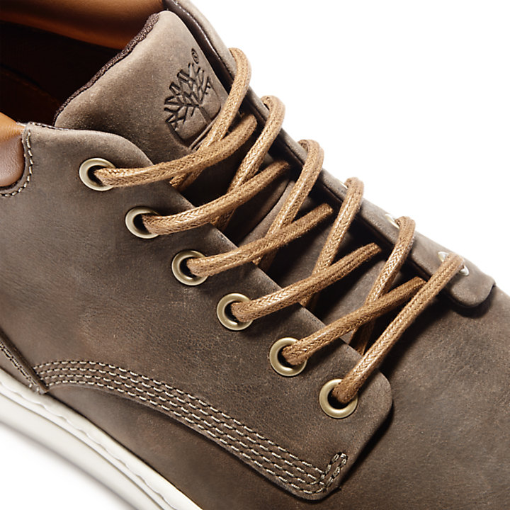 Chukka da Uomo Adventure 2.0 Cupsole in marrone scuro-