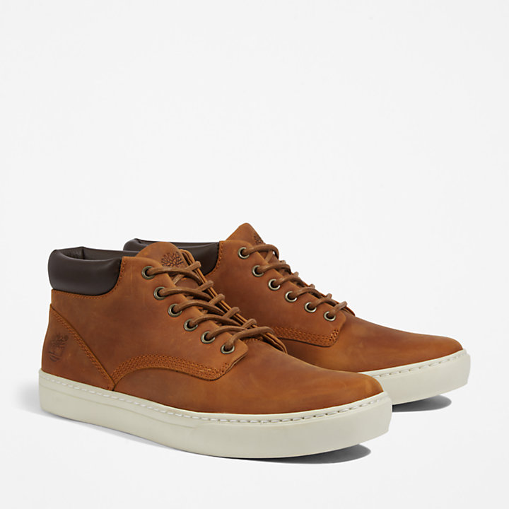 Adventure 2.0 Chukka for Men in Medium Brown-