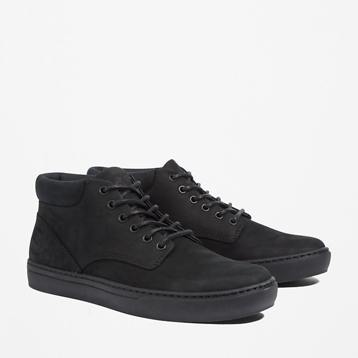 Adventure 2.0 Cupsole Chukka for Men in Black-