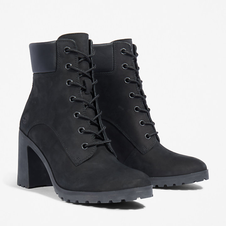 Allington 6-Inch Boot voor Dames in Zwart-